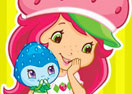 Strawberry Shortcake Online Coloring
