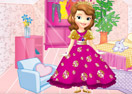 Sofia The First Bedroom Decor