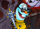 Halloween Olaf Dress Up Game