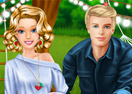 Barbie's Picnic With Ken